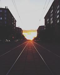 (Ekaterina Soloviova) Tags: sunset sun moscow