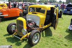 1932 Ford 3-Window Coupe (cerbera15) Tags: ford 1932 fun run billing 32 coupe 2016 aquadrome nsra 3window