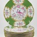 380. Mintons Pheonix Bird China Set