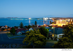 Lincoln Hotel (john white photos) Tags: evening town australia bluesky calm southaustralia lincolnhotel portlincoln eyrepeninsula