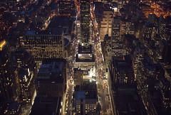 Streets of NYC II (Alberto Sen (www.albertosen.es)) Tags: street new york streets building night noche calle nikon state alberto empire nueva calles sen estadosunidos eeuu albertorg albertosen