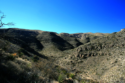 Rattlesnake Canyon Trail
