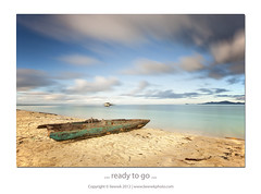 ... ready to go ... (liewwk - www.liewwkphoto.com) Tags: beach canon landscape seaside big slow filter lee malaysia shutter sabah pantai stopper  semporna bajau 5dmark2 canon5dm2 liewwk httpliewwkmacroblogspotcom  wwwliewwkphotocom  wwwliewwkphotocomblog