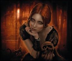 [ If You Were Mine... ] - Omar Rodriguez V. (© Omar Rodriguez V.) Tags: art digital dark fantasy madness nightwish sirenia omarrodriguezv