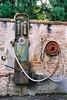 Ancienne pompe à essence...