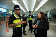 Day 70 - West Midlands Police - Special Constables at Birmingham Airport (West Midlands Police) Tags: airport birmingham cops police security international cop westmidlands officer patrol specials birminghamairport constabulary policing bhx westmidlandspolice so specialconstables