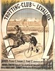 Bike vs Horse, 1893 (bottom of poster)