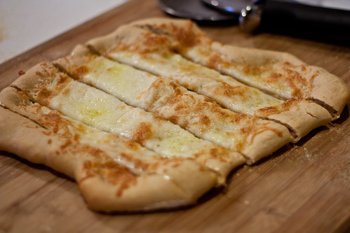 cheesy bread dippers