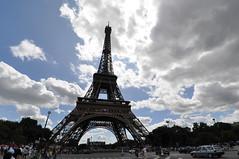 La Tour Eiffel (WiLPrZ) Tags: paris toureiffel flickrtravelaward