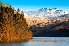 Goodbye Winter, Hello Spring! (PeterYoung1.) Tags: winter mountains scotland spring colours scenic