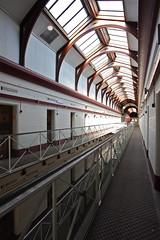 The Atrium (Abandido) Tags: blue stone prison jail atrium cells inmates pentridge