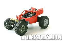 Dune Buggy (Dirk Klijn) Tags: lego technic dune buggy dikkie klijn