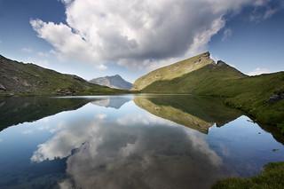 Al lago Perrin