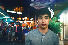 9.52 (N. Maung) Tags: family portrait project orlando nikon florida brother nine sigma universal 24mm f18 weeks 2012 citywalk fiftytwo 952 aung d7000 nmaung
