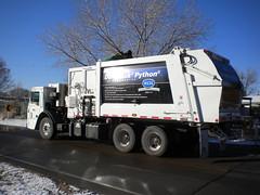 WM Heil Python DuraPak Demo Truck 2 (wastemanagementdude) Tags: trash truck management python waste mack heil leu demonstrator durapak