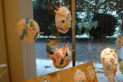 さがみ風っ子展で見たマスクの写真