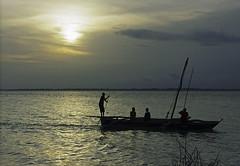 zanzibar sunset (Marco Campra) Tags: sunset tramonto mare zanzibar ocano