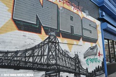DSC_0778 (TaniaFuentezMedia) Tags: newyorkcity travel music art graffiti crash bronx murals bio hiphop how subways photgraphy nicer thepoint tatscru toytokyo nosm huntspoint bg183 muralkings johnmatos taniafuentez taniafuentezmedia