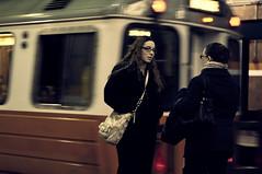 Station Conversation (FarCorner) Tags: street usa boston ma photography nikon massachusetts saudi arabia jeddah nikkor riyadh makkah d300 dammam longfellowsportclubwaylandmafirstbigofficialproject