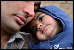 Father and Daughter (Hassan Mohiudin) Tags: baby love babies father daughter