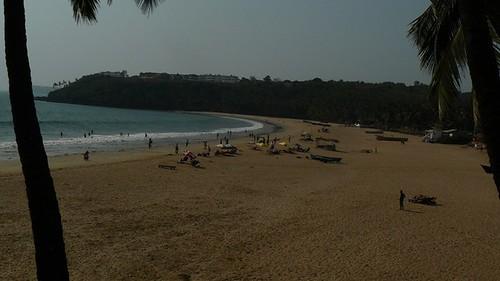 Goa -BogmaloBeach Sand Surf n Sun