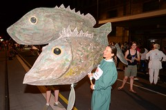 TWS fringe parade 2012 gy (liam.jon_d) Tags: street fish water river paper office costume marine native action south australian large parks australia fringe parade more doctor adelaide sa wilderness cod society papier campaign murray kingwilliamstreet mache preparation prop murrayriver tws kingwilliam murraycod fringeparade billdoyle thewildernesssociety marineparks adelaidefringeparade twssa doctorsforthemurray doctorsforthemurrayriver