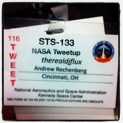 Still The Best #STS133 #NASATweetup