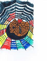 PAP-DAV-06 (moralfibersco) Tags: art latinamerica painting haiti gallery child fineart culture scan collection countries artists caribbean emerging voodoo creole developingcountries developing portauprince internationaldevelopment ayiti