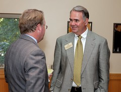 20111004BroyhillLecture047 (wakeforestbiz) Tags: people events business staff ceo speaker schools ge lecture academics broyhill jeffimmelt academicdepartments occasionalevents reinemund wakeforestschoolsofbusiness stevenreinemund