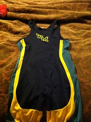 new varsity singlet (back) (nickymagss1 (wants og inflicts)) Tags: usa wrestling og singlet suffolkcounty wrestlingsinglet usawrestling collegesinglet