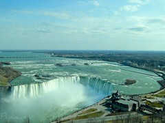 I Can See For Miles (flipkeat) Tags: travel canada nature beautiful landscape landscapes waterfall different sony awesome scenic canadian niagara falls explore horseshoe entire overview fallsview dschx1