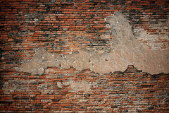 Old brick wall pattern (blanscape) Tags: old city red wallpaper orange abstract black brick history texture rock stone wall architecture facade square concrete grey ancient pattern pieces exterior background grunge gray cement masonry hard structure dirty retro architect clay backdrop weathered stonewall block aged rough rectangle broke built rubble brickwork textured obsolete solid