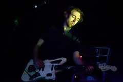 A Place to Bury Strangers (Oliver Ackermann) (Debi Del Grande) Tags: musician guitar mayan sound shoegaze inthezone noiserock experimentalrock aptbs oliverackermann dionlunadon debidelgrande aplacetoburysrangers