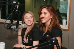 March Stacheness 2012 (covinoandrich) Tags: show art radio march satellite rich shaving 2012 mustaches siriusxm covino stacheness