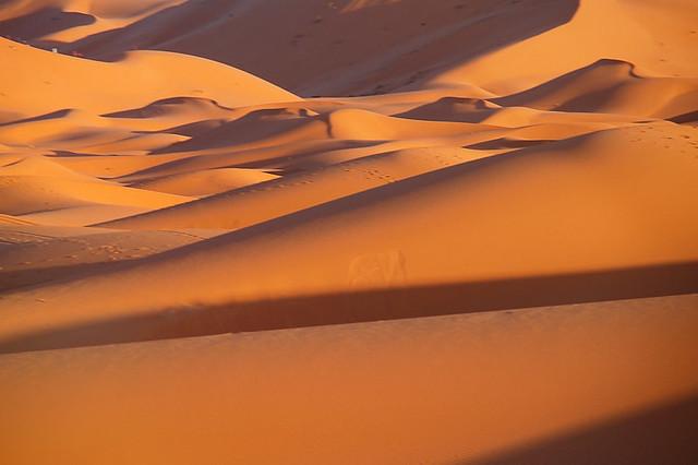 africa sahara arena desierto dunas dorado inmensidad marruecas