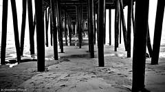 Old Orchard Beach (Giovanbattista Brancato) Tags: ocean sea bw usa signs beach nature america faro landscapes blackwhite mare maine natura bn paesaggi biancoenero oceano oldorchardbeach oceanoatlantico flickraward flickrunitedaward