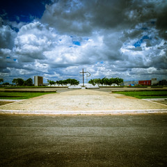 The highest point in Brasilia