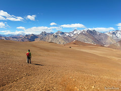 Paysage d'Argentine (robinrevest) Tags: mountain alps expedition robin landscape climbing cerro summit paysage alpinisme aconcagua alpinism revest mountainerring
