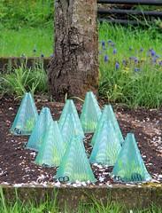 Thuringian trulli. - To alf sigaro!:) (:Linda:) Tags: green germany garden town cone thuringia greenhouse ten gewchshaus hildburghausen resembling hnlich