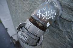 4TH / 910DO (//DannyBoy//) Tags: streetart paris water eau tag 4th firemen pompier handstyle pompe 910do