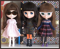 Dolly Shelf Sunday Brunettes