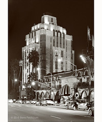 20151020178sc12_W_Hollywood_Sunset_Blvd (Boris (architectural photography)) Tags: california architecture modern losangeles architect hollywood artdeco streamlinemoderne sunsettower lelandbryant archilovers