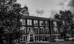 Burns Park Elementary School (Crunch53) Tags: park old school house building outdoors scenery michigan arbor burns ann elementary