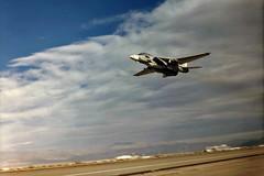 VX-4 F-14A Tomcat BuNo 158618, XF-30 (skyhawkpc) Tags: inflight 1976 tomcat grumman f14a xf30 rdte armitagefield 158618 vx4evaluators
