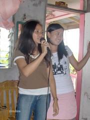 Mylene and Lanie (JUST THE PHILIPPINES) Tags: girl beautiful asian asia pretty lipa manila filipino batangas ate filipina garcia oriental kuya jeepney calapan dose valenton batino