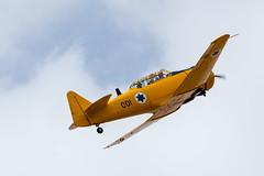Harvard II (Cataphract) Tags: aircraft harvard 001 northamerican hatzerim israeliairforce israeliairforcemuseum