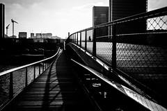 Lines (tomabenz) Tags: shadow urban blackandwhite paris contrast noiretblanc streetphotography bnf sonya7rm2