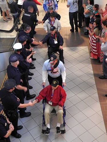 Honor Flight of New England