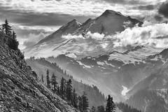 Imposing Mountain (jpmckenna - Northern Plains Tour Coming Up) Tags: northcascades hikingwashington washingtontrails lakeanntrail mtbakernationalrecreationarea