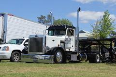 IMG_2845 (RyanP77) Tags: show california b white truck log model shiny trucker international chevy chrome r pete logger gmc peerless kw peterbilt ih kenworth cabover bullnose fruehauf